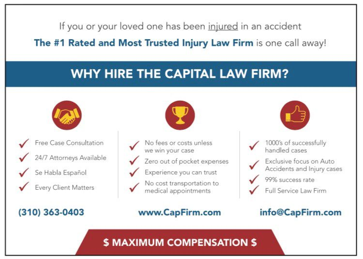 Free Consultation | Top-Rated Personal Injury Law Firm in