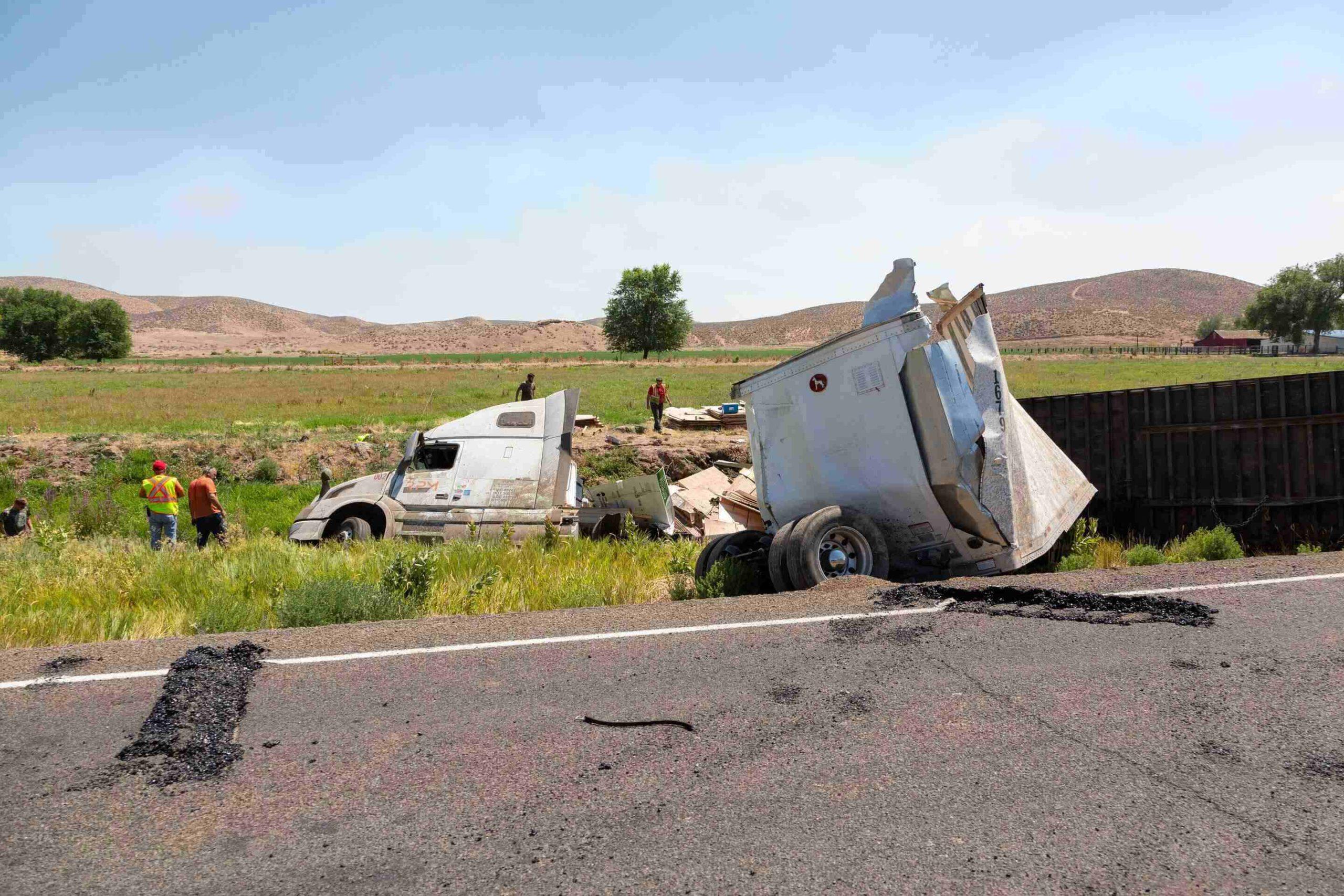 Truck Accident Law FAQ